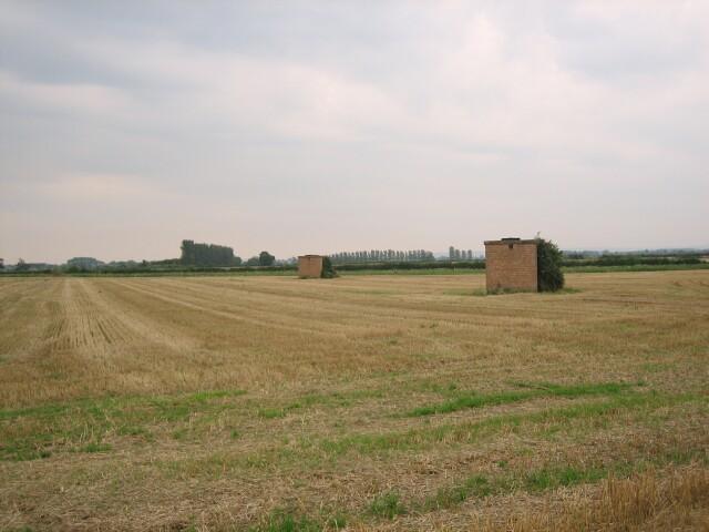 Open fields near Wick