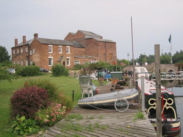 Wyre Mill