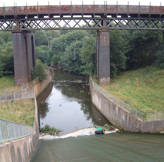 Carr Mill Dam