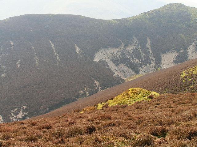 Keskadale Edge from Ard Crags