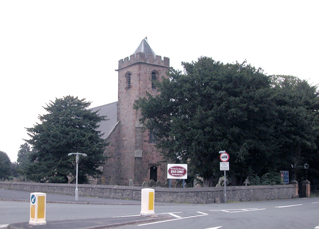 St Mary's Church Broughton