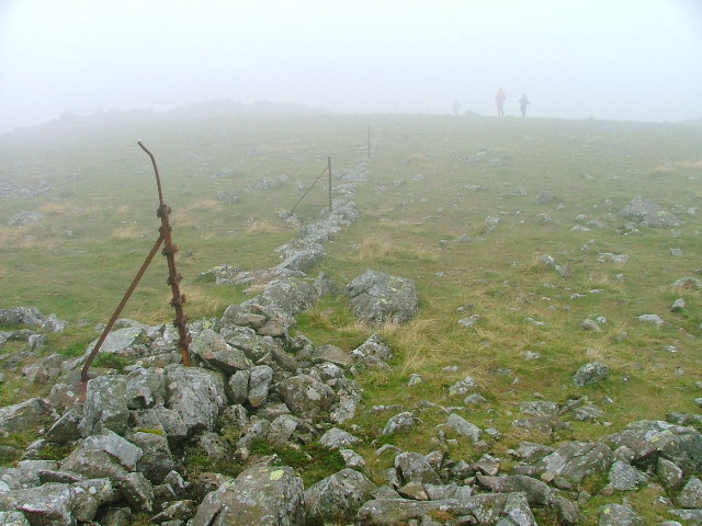 Ruined Fence, Kirkfell