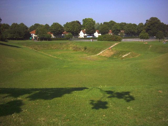 Carshalton Park.