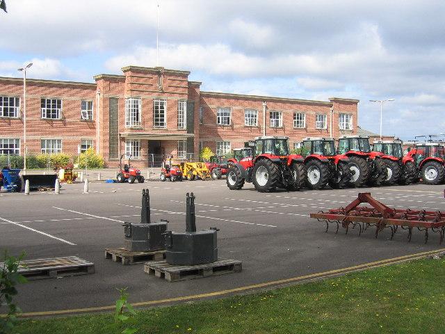 Massey Ferguson, Banner Lane, Coventry