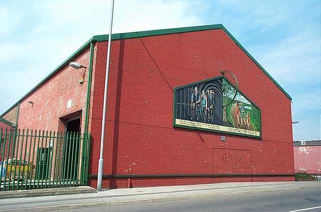 Moorgreen Colliery Industrial Site Memorial