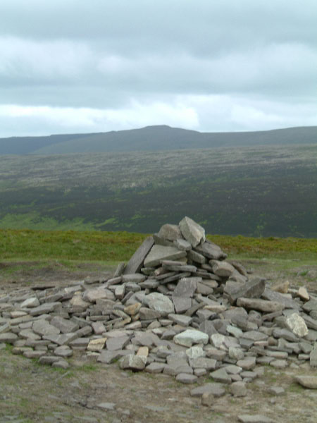 The Summit of Lord Hereford's Knob (Twmpa)