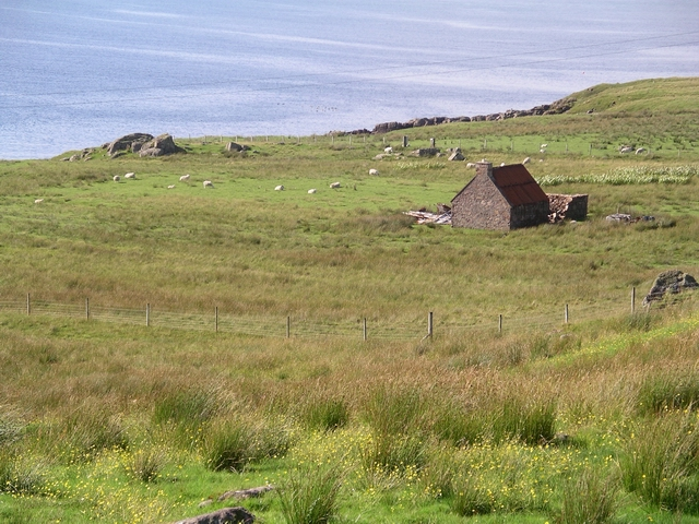 Ruined Croft, Red Point