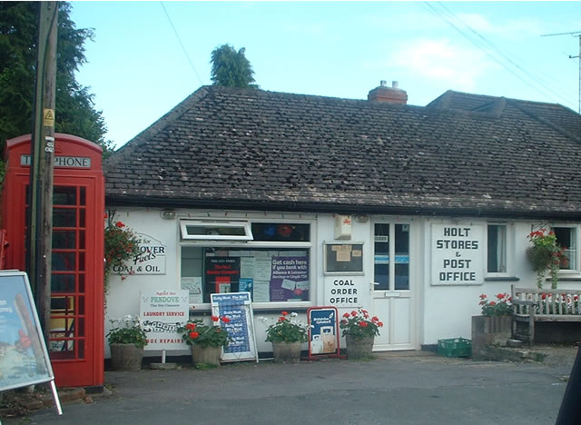 Holt Stores and Post Office