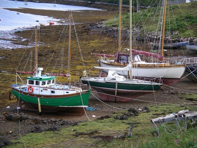 Boats, Badachro