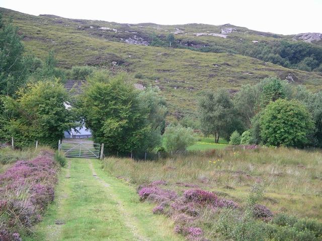 Cottage, Aird