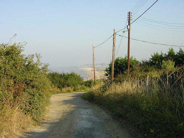 Cliff Drive, Warden