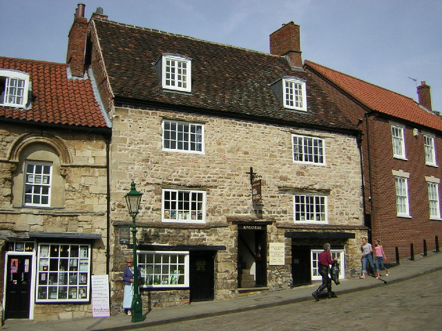 Jew's Court, Steep Hill, Lincoln