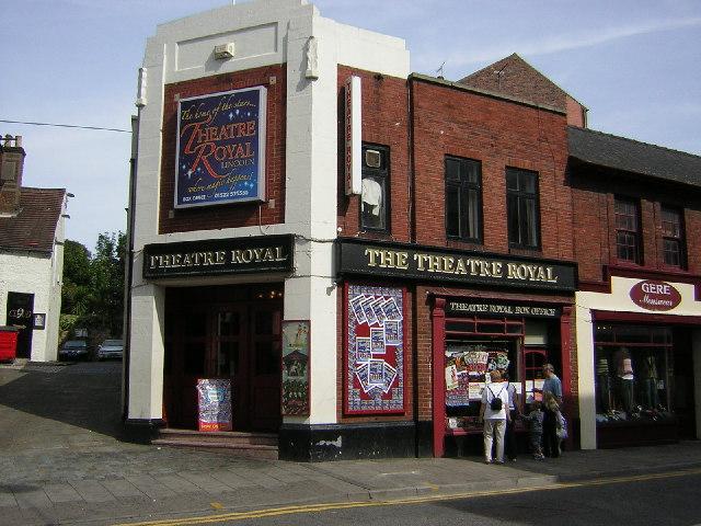 Theatre Royal, Clasketgate, Lincoln
