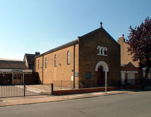 St Swithun's RC church BR2