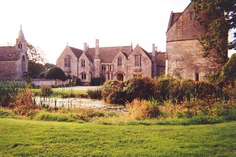 Great Chalfield manor, nr Bradford-on-Avon