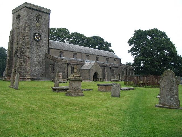 St. Andrew's Church, Slaidburn