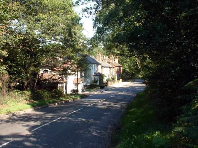 Croydon Road BR2 - cottages east of Baston Road