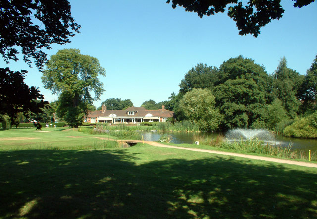 Langley Park Golf Club BR3
