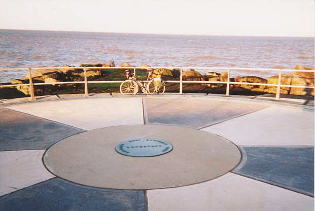 The Euroscope at Ness Point at Lowestoft