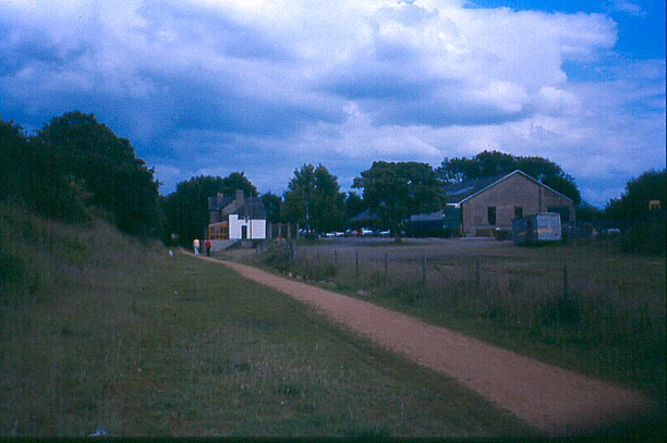 Reepham old station