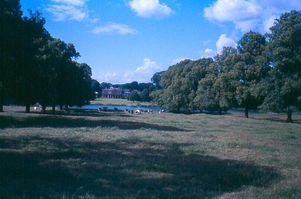 Riseholme Hall, near Lincoln