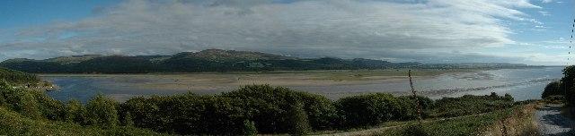 Afon Dyfi, Aberdyfi