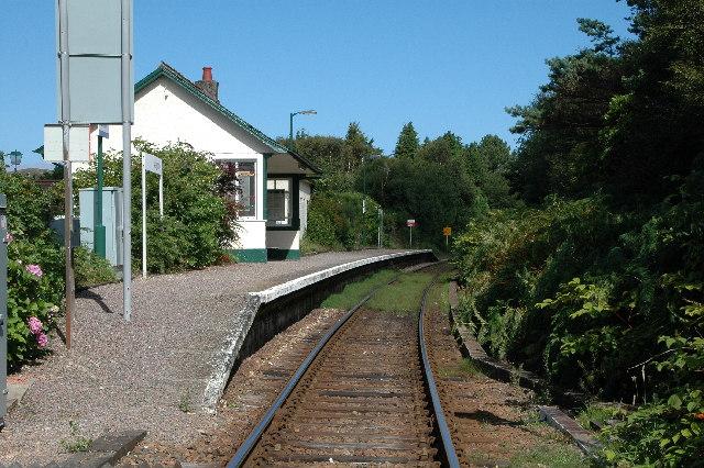 Morar Station