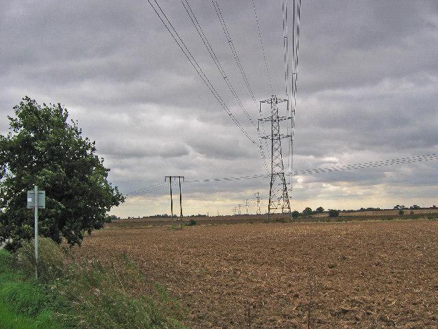Pylons at TA1618434718