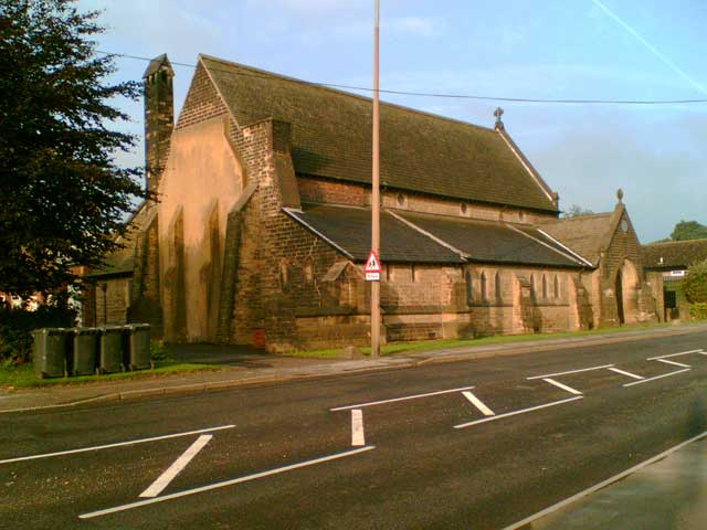 St Matthew's Church, Renishaw