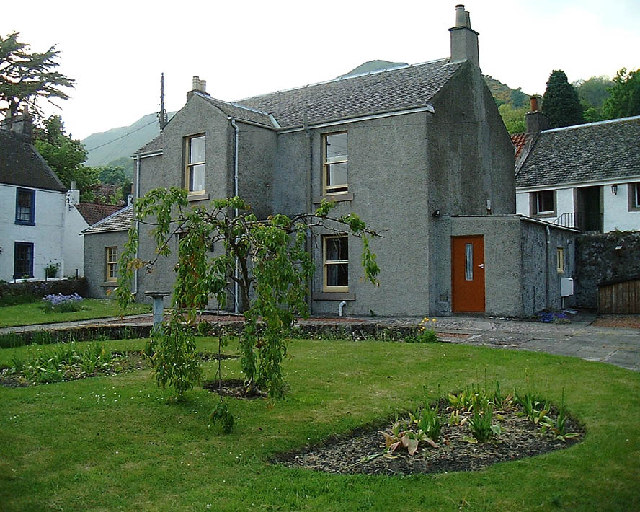 Oldest House in Blairlogie