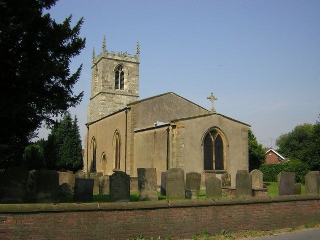 St.Peter's church, Torksey, Lincs.