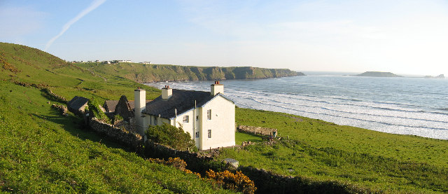 The Rectory, Rhossili and Worms Head