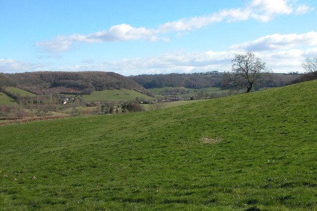 View of Waterley Bottom