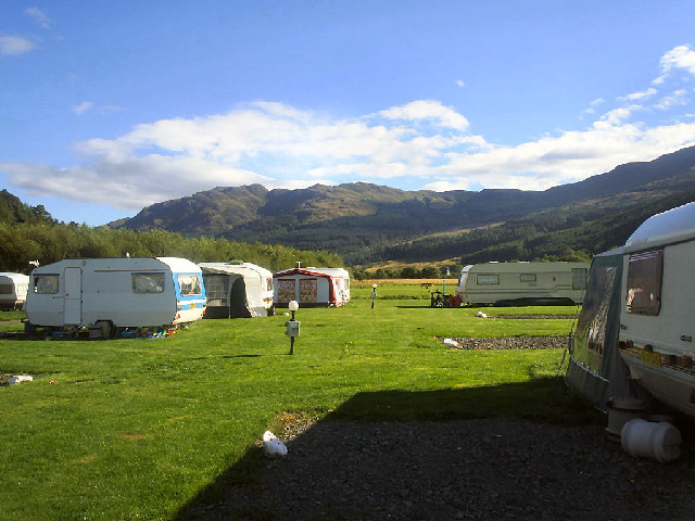 Immervoulin caravan and camping site