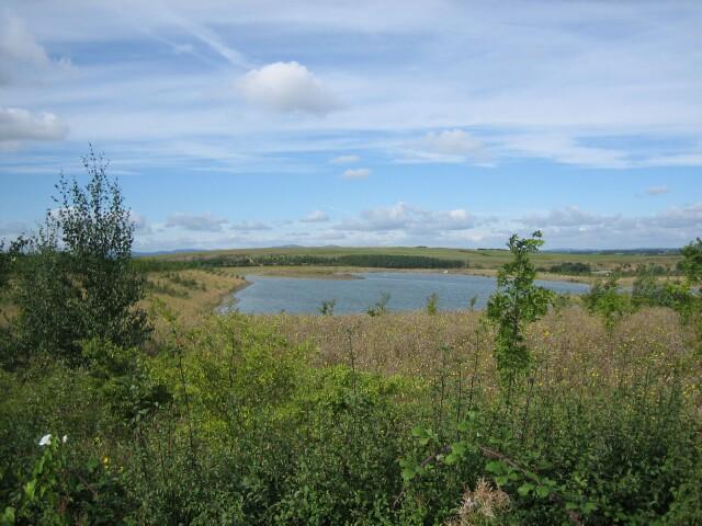 Lake at Hill