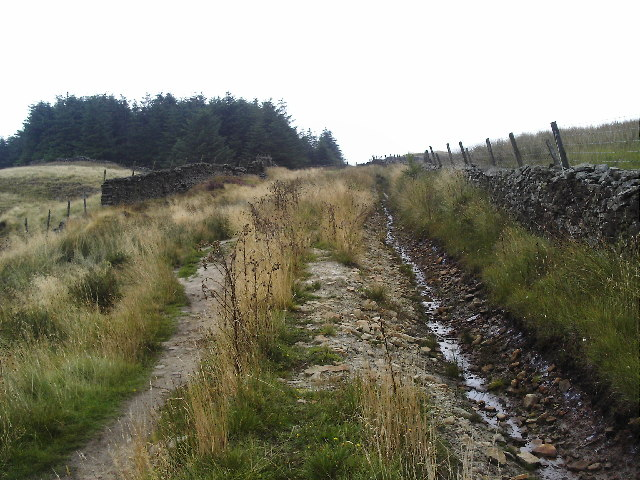 Skipton to Addingham turnpike