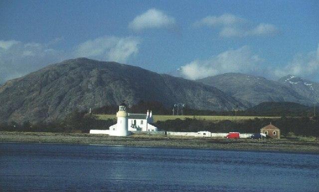 Corran Lighthouse.