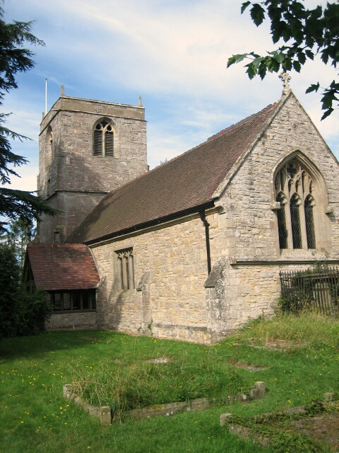 Naunton Beauchamp Church