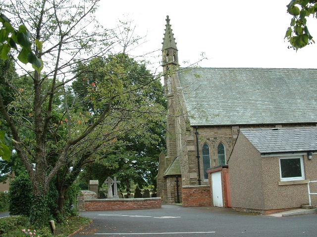 Newsham Church