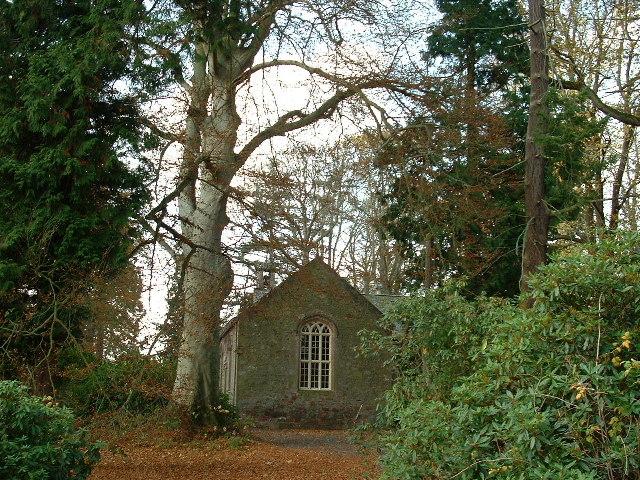 Mertoun Kirk. St. Boswells