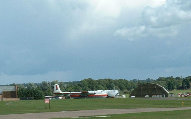 Cosford Airfield