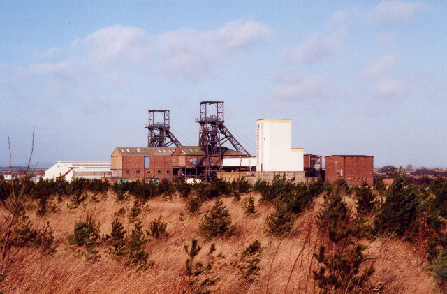 Ellington Colliery (1909-2005)