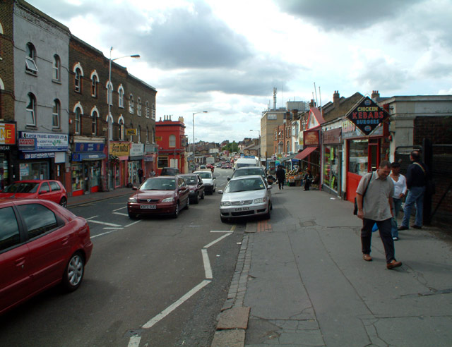 Brigstock Road, Thornton Heath CR7