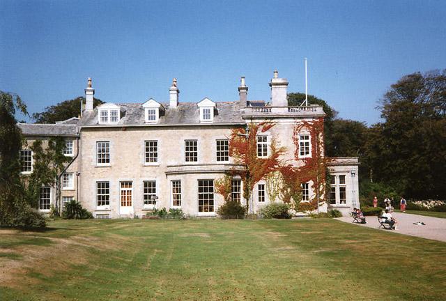 Madron: Trengwainton House