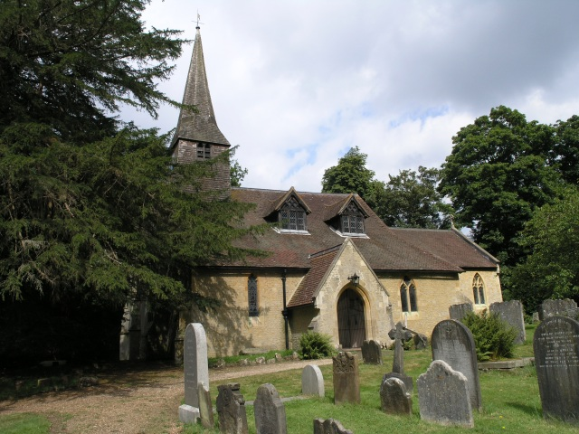 St Peter's, Tandridge