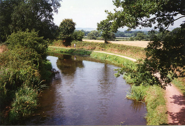 Halberton: Grand Western Canal