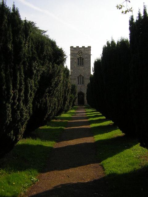 St.Peter & St.Paul's church, Kettlethorpe, Lincs.