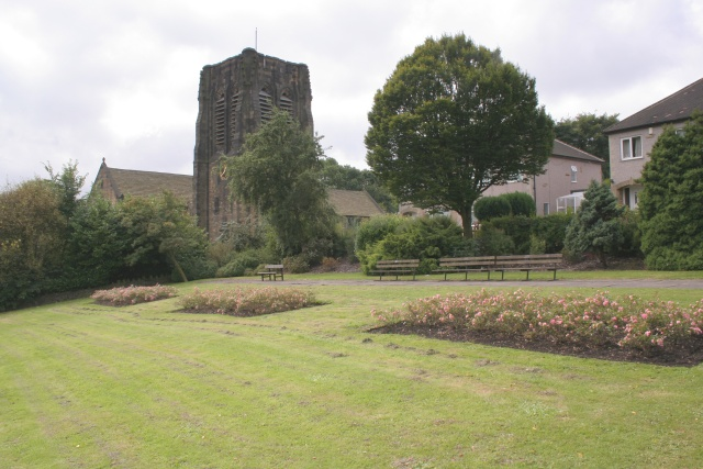 St Matthew's Parish Church, Northowram