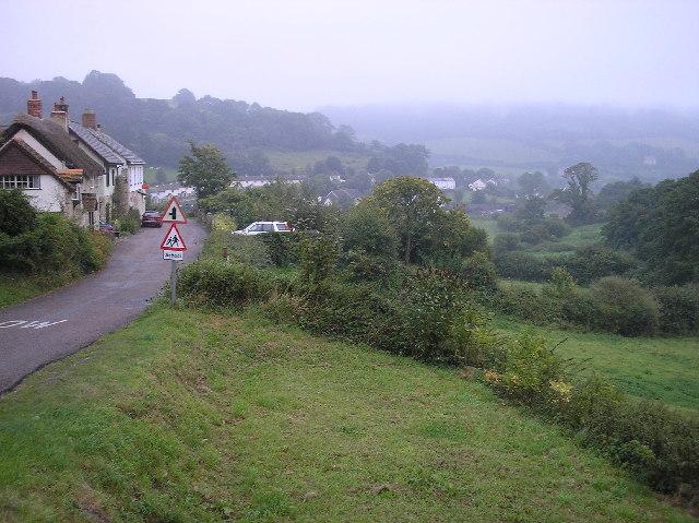 Branscombe, East Devon