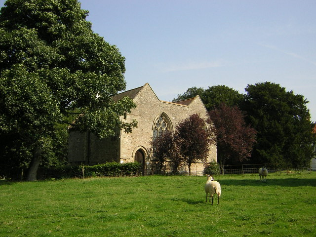 St.Mary's church, Knaith, Lincs.